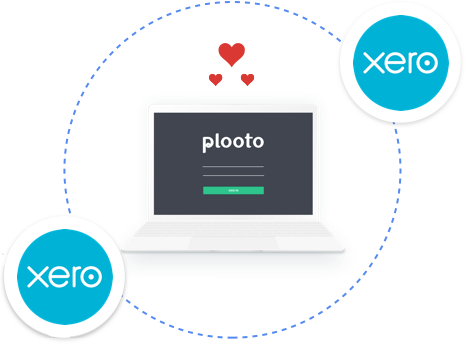 Works with Xero for accounting software reconciliation